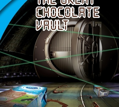 Dutch Lady: The Great Chocolate Vault