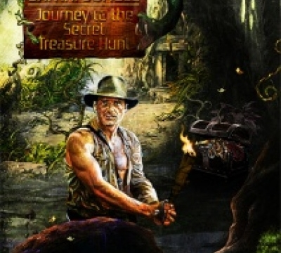 Safari Jungle - Journey To The Secret Treasure Hunt